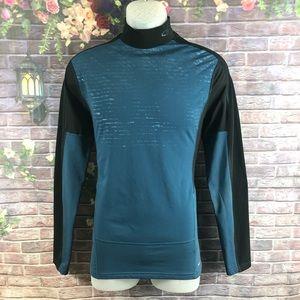Champion Men's Sport Sweaters Turtleneck Size M